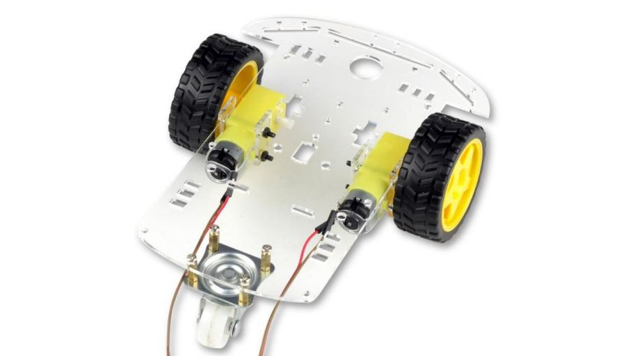Casis Robot Siap Pakai