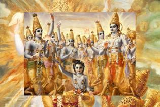 Kepribadian Tuhan Yang Maha Esa - Sri Krsna